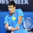 Australian Open: Djokovic crushes Raonic, faces Wawrinka in semis