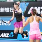 Australian Open: Mattek-Sands and Safarova claim women's doubles title