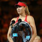 Foiled again, Sharapova feels Serena breakthrough closer