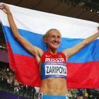 Dope shame: Olympic champ Zaripova and Kenya's Jeptoo get bans