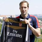 New signing Cech believes Arsenal ready to win league title