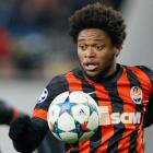 Shakhtar Donetsk sell record scorer Luiz Adriano to AC Milan
