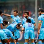 Hockey World League: Belgium thrash India to enter final