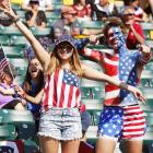 PHOTOS: Women's World Cup will have its share of parties