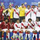 Copa America PHOTOS: Peru clinch third place