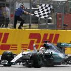 Hamilton wins British Grand Prix in Mercedes one-two