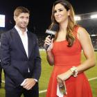 500 beer bottles make Gerrard an instant hit at LA Galaxy