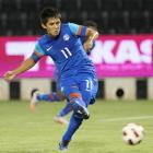 Asian Cup qualifiers: Chhetri strike ends India's 64-year-old jinx