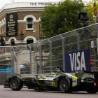 Nelson Piquet is world's first electric champion