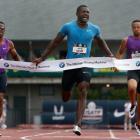 Gatlin sends Bolt a warning after winning 200m in 19.57 at US trials