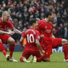 EPL: Brilliant Coutinho hands Liverpool victory over City