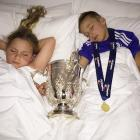 One trophy in the bag, Chelsea continue title pursuit