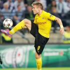 German Cup: Immobile double puts Dortmund in last eight