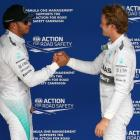 'The fight will again be between Hamilton and Nico'