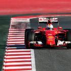 Vettel hopes Ferrari can be Mercedes' closest rivals
