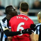 Cisse faces long ban after accepting FA spit charge