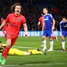 Chelsea agree fee with PSG for David Luiz return