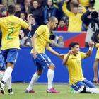 Football friendly: Brazil hand France first defeat since World Cup