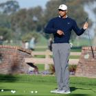 Tiger Woods drops out of world's top 100