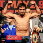 Boxing icon Pacquiao admits drug use as a teen