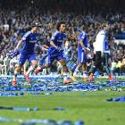 PHOTOS: Blue is the colour as Chelsea claim title