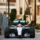 F1: Hamilton fastest, Verstappen shines in wet Monaco