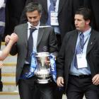Mourinho wins EPL title and this time will keep medal too