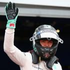 Rosberg takes surprise Monaco hat-trick