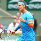 What slump? Nadal begins pursuit of No 10, all seems normal