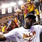 LeBron leads Cleveland Cavs sweep of Hawks to reach NBA Finals