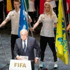 Scandal brought shame and humiliation to football: Blatter