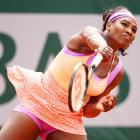 French Open PHOTOS: Serena survives scare, Wozniacki exits