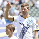 Gerrard to train with Liverpool...but rules out loan return