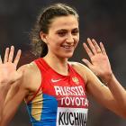 Russia accepts IAAF ban