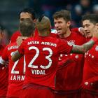 Bundesliga: Rampant Bayern ease past Hertha to go 11 points clear
