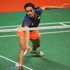 Shuttler Sindhu battles into Macau Open final