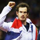 Davis Cup win caps remarkable year for Britain's Andy Murray