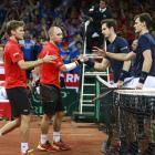 Magnificent Murrays put Britain on brink of Davis Cup title