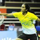 Sindhu clinches Macau Open title again
