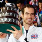 British hopes fulfilled... Murray can now focus on his career
