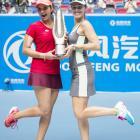 Wuhan Open: Sensational Sania and Hingis lift women's doubles title