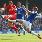 EPL PHOTOS: Merseyside derby ends in 1-1 draw