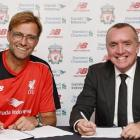 It's official! Liverpool appoint fiery Klopp as manager