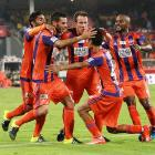Indian Super League: Pune edge past NorthEast by a solitary goal