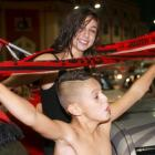 This is how Albanians celebrate reaching first major football finals...