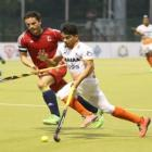 Britain beat India with late goal in Johor Cup hockey