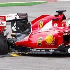 Pirelli to reveal reasons for Vettel's Belgian GP tyre blow