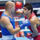 Satish Kumar joins three other Indians in semis of Asian boxing