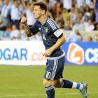 PHOTOS: Messi, Aguero strike braces as Argentina thump Bolivia
