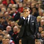 Liverpool sack Brendan Rodgers